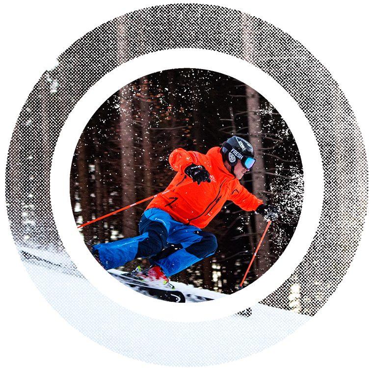 Ski Like a Pro privé-leraar Max
